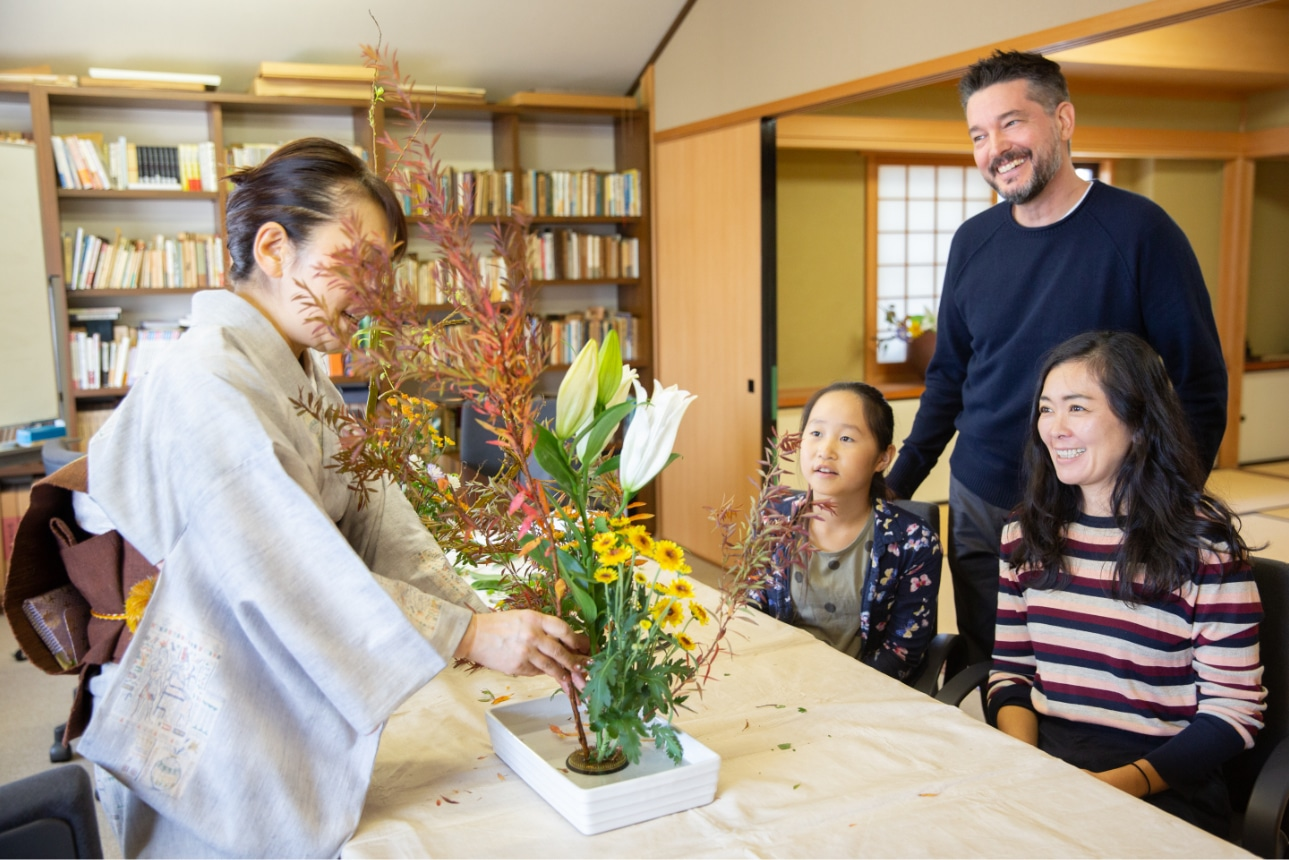 Family Experience Japan with Kids Image Photo